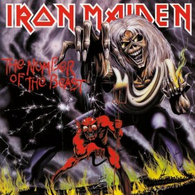 Iron Maiden - Somewhere Back In Time (The Best Of:1980-1989)