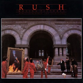 Rush - Moving Pictures Special Edition Limitada