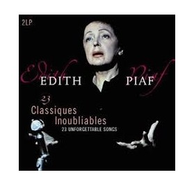Edith Piaff - 23 Classiques Inoubliables (2Lp)