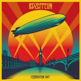 Led Zeppelin - Celebration Day (2CD+BLU RAY +DVD)