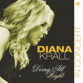 Diana Krall - Doing All Right (In Concert) 2LP