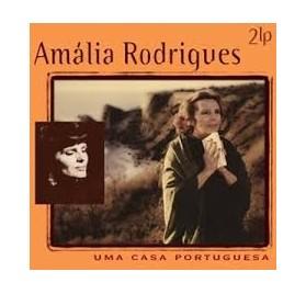 Amalia Rodrigues - Uma Casa Portuguesa (2Lp)