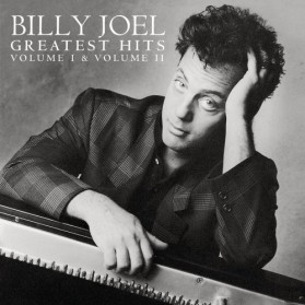 BILLY JOEL - GREATEST HITS VOL1 VOL 2 (2CD)
