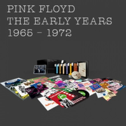 Pink Floyd - The early Years 1965 - 1972