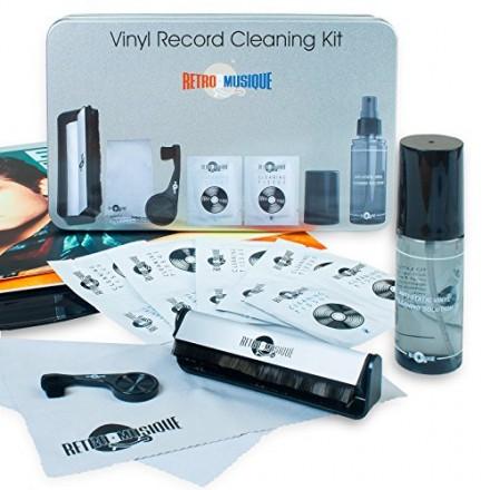 Kit de limpieza para Vinilos Full