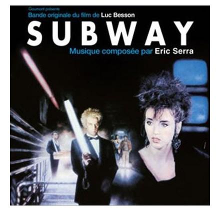 Eric Serra - Subway O.S.T