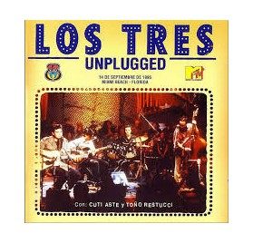 Los Tres - Unplugged MTV