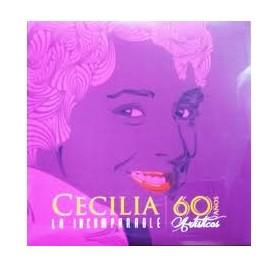 CECILIA - 60 AÑOS ARTISTICOS EDICION LIMITADA