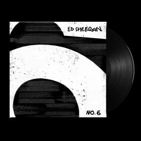 Ed Sheeran - No 6 Collaborations Project