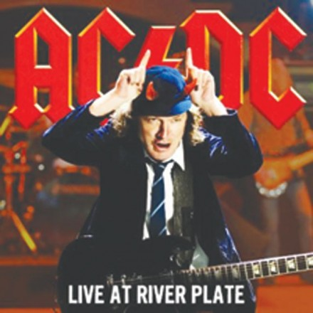 AC DC - Live at River Plate (3lp)