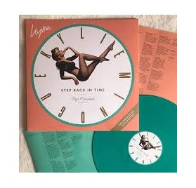 Kylie Minogue - Step Back In Time (Limited Edition) 2lp