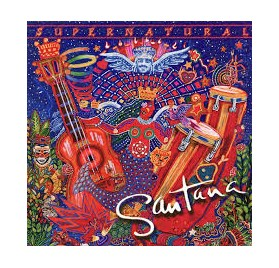 Santana - Supernatural (2lp)