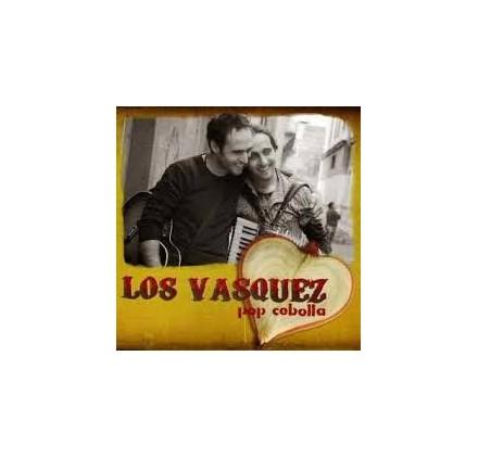 Los Vasquez - Contigo Pop y Cebolla