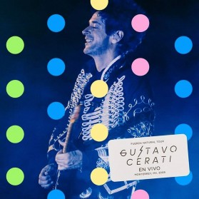 Gustavo Cerati - En Vivo Monterrey 2CD +DVD