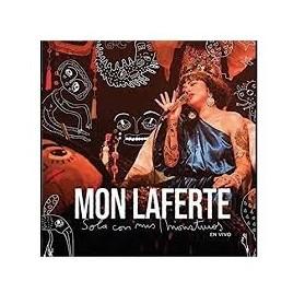 Mon Laferte - Sola con mis Monstruos En Vivo CD+DVD