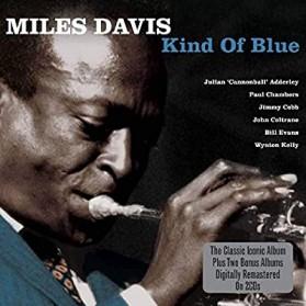 Miles Davis - Kind of Blue (2CD)