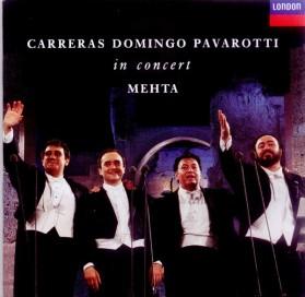 Carreras Domingo Pavarotti - In Concert Mehta