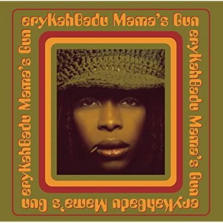 Erikah Badu - Mama's Gun (2lp)