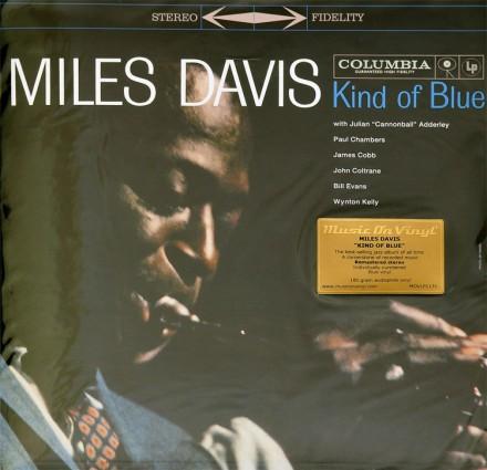 Miles Davis - Kind of Blue (2LP) Music on Vinyl
