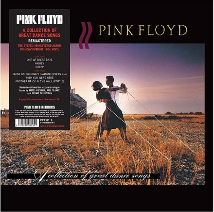 Pink Floyd - A Collection of a Great Dance Songs