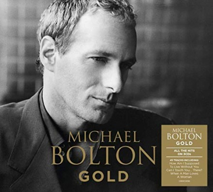 Michael Bolton - Gold All The Hits