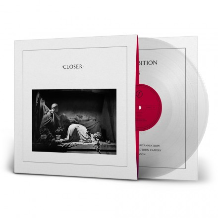 Joy Division - Closer 40th Anniversary Limited Edition