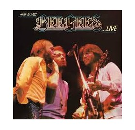 Bee Gees - Here at Last....Live (2lp) RE 2020