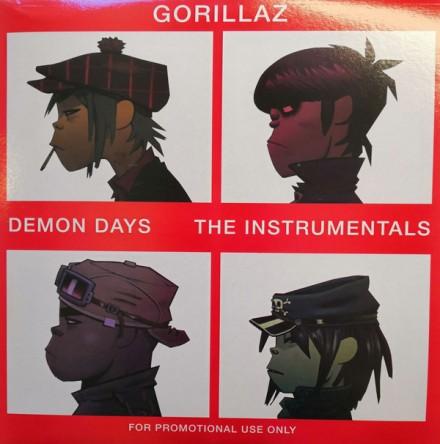 Gorillaz - Demon Days The Instrumentals (2lp)
