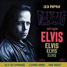 Danzig - Sings Elvis Limited Edition