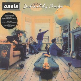 Oasis - Definitely Maybe (2lp)