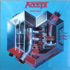 Accept - Metal Heart (Music on Vinyl)