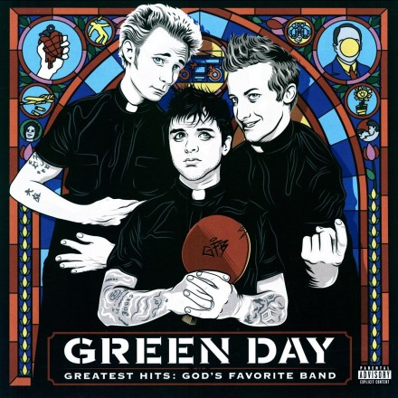 Green Day - Greatest Hits : God's Favorite Band (2lp)