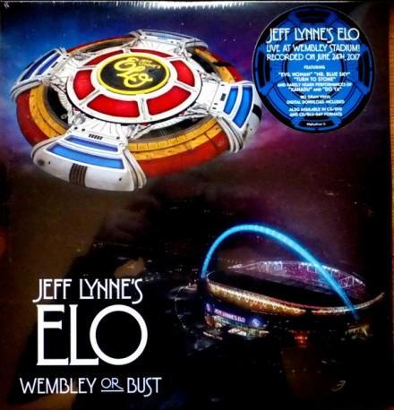 Jeff Lynne's ELO - Wembley or Bust Live 2017 (3 LPS)