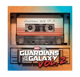 Guardians of the Galaxy - Awesome Mix vol 2 Sounstrack