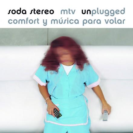 Soda Stereo - Comfort y Música para Volar Mtv (2lp)