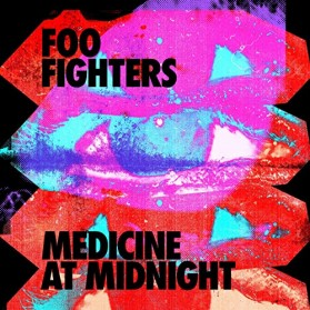 Foo Fighters - Medicine at Midnight (Blue Vinyl Limited)