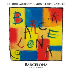 Freddie Mercury & Monserrat Caballé - Barcelona Special Edition