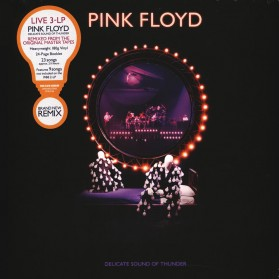 Pink Floyd - Delicate Sound of Thunder 3LP Brand New Remix
