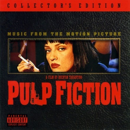 Pulp Fiction - Music from the Motion Picture -Collector's Edition