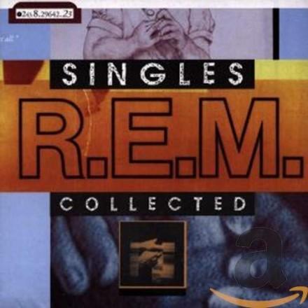 R.E.M. - SINGLES R.E.M.COLLECTED