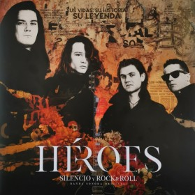 Heroes del Silencio - Heroes - Silencio y Rock &Roll (2lp + 2CD)