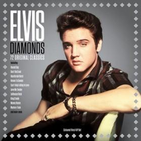 Elvis Presley - Diamonds 72 Original Classics (4LPs)