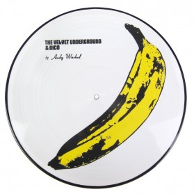 The Velvet Underground And Nico - Andy Warhol (Pic Disc)