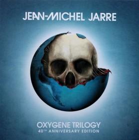 jean Michel Jarre - Oxygene Trilogy 40Th Anniversary Edition