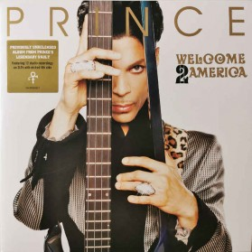 Prince - Welcome to America (2lp)