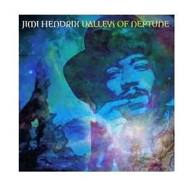 Jimmy Hendrix - Valleys Of Neptune (2Lp)