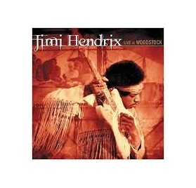 Jimmy Hendrix - Live At Woodstock (3Lp)