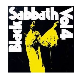 Black Sabbath - Vol 4