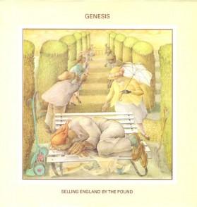 Genesis - Selling England