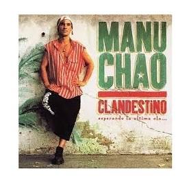 Manu Chao - Clandestino (2LP+CD)
